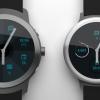 Smartwatches von Google: So könnten die beiden Modelle aussehen